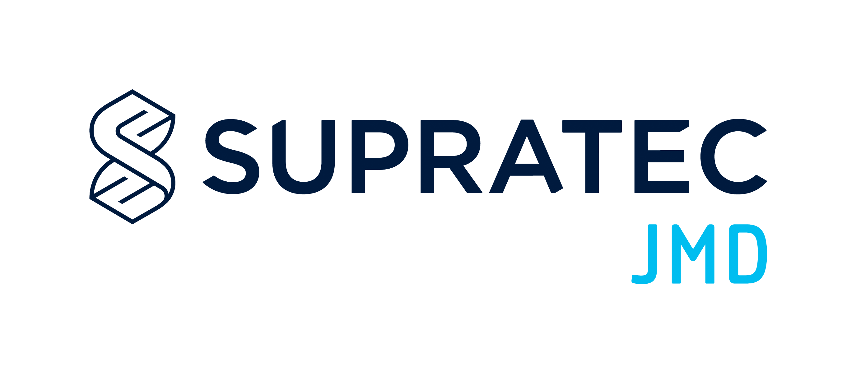 Logo the brand SUPRATEC JMD
