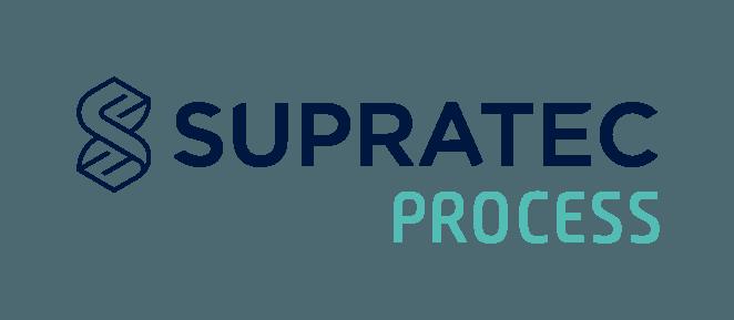 Logo the brand SUPRATEC Process